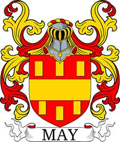 May Family Crest