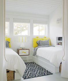Sleeping Loft - Dormers - contemporary - bedroom - other metro - Joel Snayd