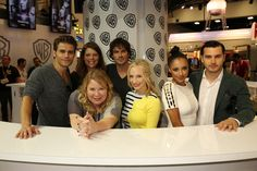 #TVD at Comic-Con® 2015! #CWSDCC