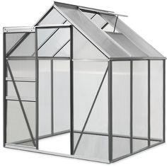 Serre de jardin Polycarbonate et Aluminium Volume 5,85m³ avec fenêtre 195x190x180cm Pour en savoir + suivez ce lien : https://www.pifmarket.com/boutique/jardin-et-exterieur/serre-de-jardin-polycarbonate-et-aluminium-volume-585m%c2%b3-avec-fenetre-195x190x180cm/