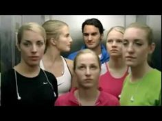 Ikonik nike commercial from 2009 - Men vs Woman featuring Federer, Torres, Ibrahimovic, Longoria, Boutella...)