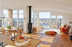 Beautiful Swedish Home
