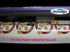 How to Transfer Printing a Garment with Roland Printer And Heat Press Ma...