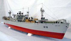 Deans Marine Robert E Perry