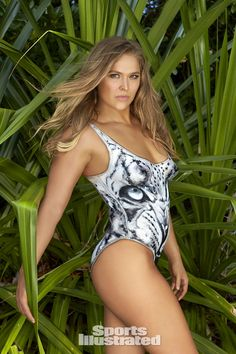 f5eba05f8d330 See stunning photos of Ronda Rousey in Sports Illustrated Swimsuit 2016  issue. Ronda was photographed in petit st. vincent by photographer Frederic  Pinet.