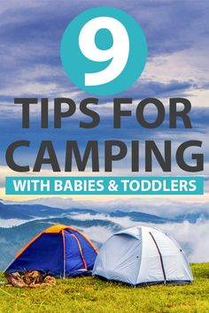 9 Tips for Camping with a Baby or Toddler. If this is your first time camping wi. - 9 Tips for Camping with a Baby or Toddler. If this is your first time camping with babies or toddle - Camping Toys, Camping Packing, Camping Checklist, Tent Camping, Camping Hacks, Outdoor Camping, Vacation Checklist, Camping Toilet, Camping Recipes