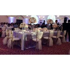 The Villa Banquets by Lifetime Weddings and Events