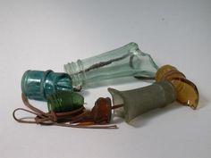 """SCHOBINGER """"Okinawa- Flaschen-Hals-Kette"""", 2009"""
