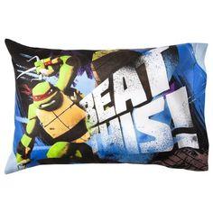 Jay Franco Nickelodeon Teenage Mutant Ninja Turtles I Love TMNT Throw Pillow Donatello