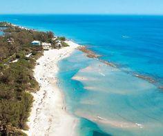 Bathtub Reef Beach at Hutchinson Island florida