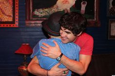 When My Son Met His 'Boyfriend,' Darren Criss. By Amelia This article is AMAZING!! Having your little boy tell you he is GAY and that he has a TV boyfriend that you help him meet! You have guaranteed a lifetime of honesty, loved, and acceptance for your son. Bravo!!!!