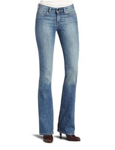 Calvin Klein Jeans Women's Ultimate Boot Jean with Creased Whiskers, Sunrise Blue, 14x32 buy at http://www.amazon.com/dp/B005949R8I/?tag=bh67-20