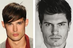 mens hair....I wanna have the haircut of the boy on the left :)