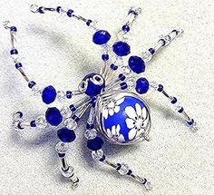 How to Make a Beautiful Spider - tutorial