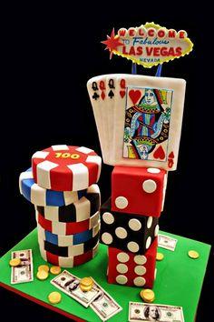 Vegas Cake.