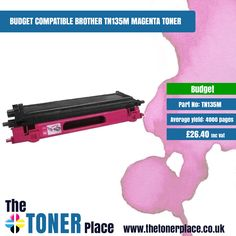 This quality Brother compatible toner cartridge is suitable for most home and office situations.   To fit the following models: DCP9040CN, DCP9042CDN, DCP9045CDN, HL4040CDN, HL4040CN, HL4050CDN, HL4070CDW, MFC9440, MFC9440CN, MFC9450CDN, MFC9840CDW, DCP 9040CN, DCP 9042CDN, DCP 9045CDN, HL 4040CDN, HL 4040CN, HL 4050CDN, HL 4070CDW, MFC 9440, MFC 9440CN, MFC 9450CDN, MFC 9840CDW