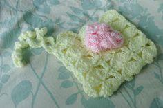 Alli Crafts: Free Pattern: Vintage-look Summer Bonnet