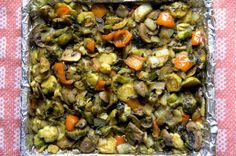 Recipe: The Ultimate Roasted Vegetables | Greatist