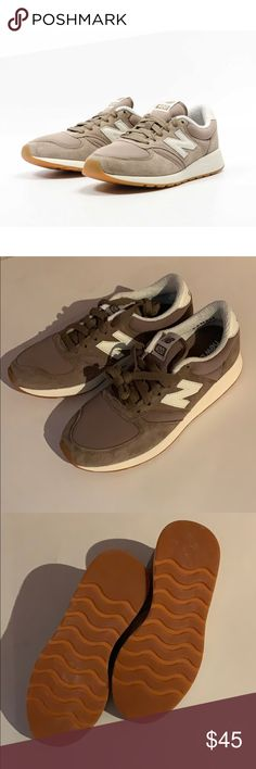 huge selection of 84828 4b421 NWOB New Balance WRL 420 TC Sneakers New without box. Sample size 7. Taupe