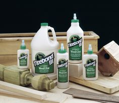 Adhesivo para madera - Franklin International - Titebond® III Ultimate | Adhesivos y selladores | Narosa | logismarket.com.mx