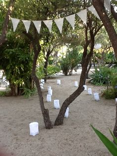 Wedding at private home in Los Barriles Mexico, BCS