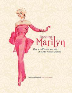 Dressing Marilyn Monroe