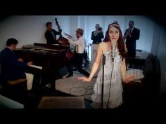 No Diggity - Vintage Jessica Rabbit- Style Blackstreet Cover ft. Ariana Savalas - YouTube