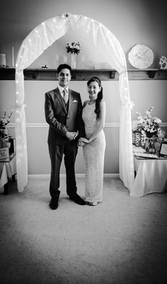 Irvin & Rika got married! 5-1-15   Mexico meets Japan! School sweet hearts and together 6 years.