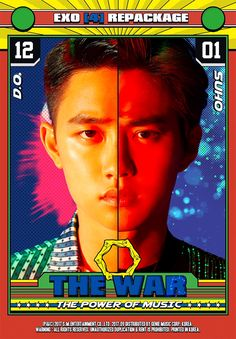 EXO [4]REPACKAGE _The War_  The Power Of Music_  D.O 12 Suho 01