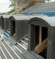 Lead Dormer Loft Dormer, Lead Roof, Dormer Windows, Attic Rooms, Curb Appeal, Plumbing, Ramen, Compact, House Ideas