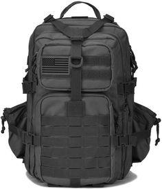 "Black ""Reverse Psychology"" Tactical Backpack  #blackbag #Army #USArmy #USAF #Navy #Marines #CoastGuard #Marinecorps #Airforce Molle Bag, Molle Backpack, Survival Backpack, Hiking Backpack, Backpack Bags, Molle Vest, Travel Backpack, Survival Gear, Survival Skills"
