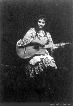 Violeta Parra, 1917-1967