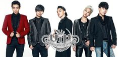 BIGBANG ♡ G-Dragon , Daesung , TOP , Seungri , and Taeyang from YGEX and VIP Japan's websites
