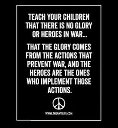 """""""The pioneers of a warless world are the youth who refuse military service."""" -Albert Einstein"""
