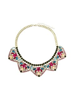 ASOS-Collar con adornos de Erin Elizabeth For Johnny Loves Rosie