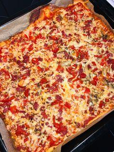 Tupun tupa: Pizza Hawaiian Pizza, Pepperoni, Food, Essen, Yemek, Meals