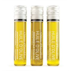 Huile d' olive Olive Oil Packaging, Bottle Packaging, Soap Packaging, Food Packaging Design, Packaging Design Inspiration, Olives, Best Butter, Cosmetic Containers, Olive Oil Bottles