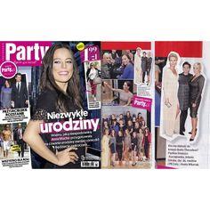 Magazyn Party: Piękne panie  ❤️ Aneta Wikariak, ❤️Paulina Smaszcz-Kurzajewska, ❤️ Jola Górska w pięknych sukienkach duetu Thecadess  @radekrocinski @piotrsalata #thecadess #thecadess_warssaw #fashion