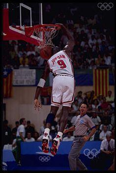 Michael Jordan, Dream team - Barcelona 1992