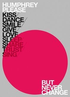 Poster by Quim Marin ( Marin DSGN ), via Flickr