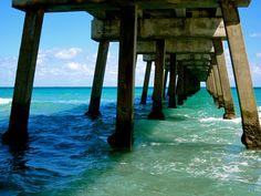 Jupiter Beach, Florida. & Spring Break <3