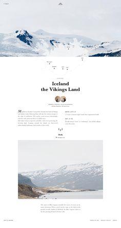 Journal   iceland