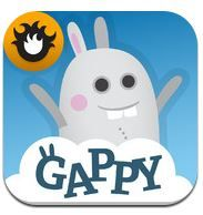 """Gappy's First Words is a well constructed and versatile little app. It teaches young children the alphabet using both phonics and proper letter names and provides levels of game play which drill in spelling and reading at an elementary level."""