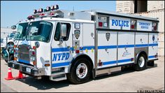 NYPD Emergency Response #LawEnforcement #Rescue