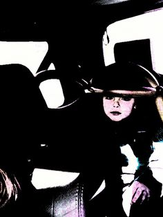 "My next print "" Vincent wearing a balloon hat"""