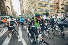 The Five Boro Bike Tour, sponsored by TD Bank beginning in is an annual recreational cycling event in New York City. New York Travel Guide, Urban Bike, Living In New York, Boro, Cycling, Bicycle, My Style, Biking, Live