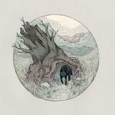"""nimasprout - Art by Nicole Gustafsson: """"Natural History"""" show opening at Gallery 1988 Venice"""