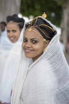 "Eritrea | ""Eritrean girl"" by Jorge Enrique"