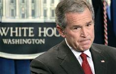 """George W. Bush's 'frighteningly accurate' 2007 prediction on Iraq comes true - on what would happen if United States withdrew too soon from Iraq. """"To begin withdrawing before our commanders tell us we are ready would be dangerous for Iraq, for the region and for the United States,"""" Bush said."""