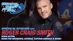 SEGAbits Interviews Roger Craig Smith, Voice of Sonic the Hedgehog -  This week on the SEGAbits Swingin' Report Show, hosts Barry and George welcome a guest who has helped shape the sound of SEGA's speedy mascot – Roger Craig Smith, voice actor of Sonic the Hedgehog! Roger is also well known for voicing Batman, Captain America, Chris Redfield,... http://www.sonicretro.org/2014/07/segabits-interviews-roger-craig-smith-voice-of-sonic-the-hedgehog/